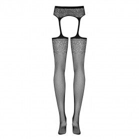 PLUS SIZE THIGH HIGHS WITH BACKSEAM - Sex Shop Sexy