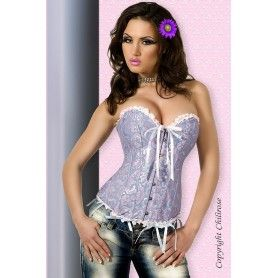 CORSET AND THONG CR-3080 - Sex Shop Sexy