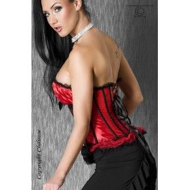 CORSET AND THONG CR-3068
