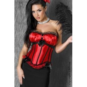 CORSET AND THONG CR-3096 - Sex Shop Sexy